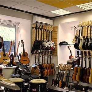Музыкальные магазины Реутова
